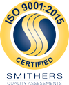 ISO:9001:2015 Certified