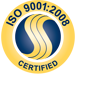 ISO:9001:2008 Certified